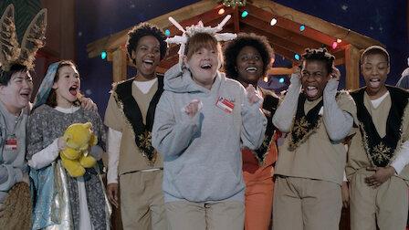 觀賞聖誕後的瘋狂。第 1 季第 13 集。