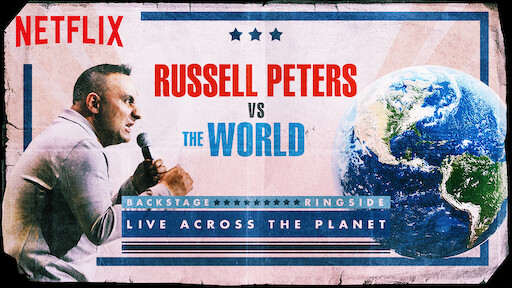 Russell Peters vs. the World